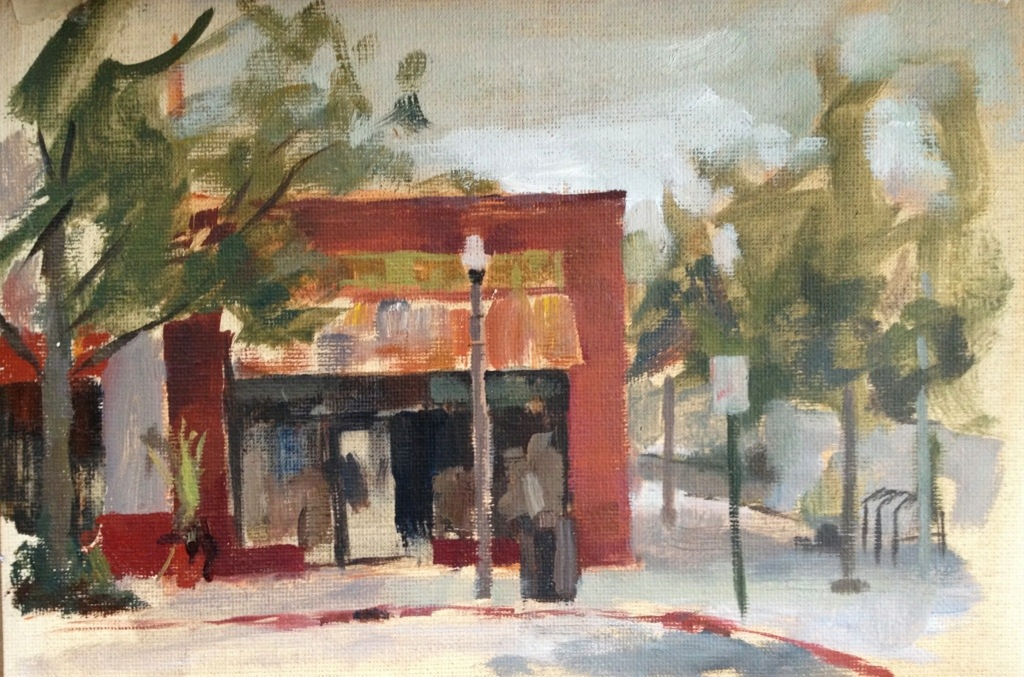 Decatur square sketch