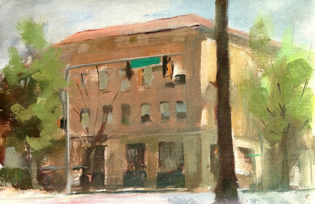 Sketchcrawl 39 – Downtown Decatur